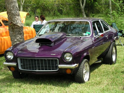 chevy vega with v8 motor for sale or trade autos post. Black Bedroom Furniture Sets. Home Design Ideas