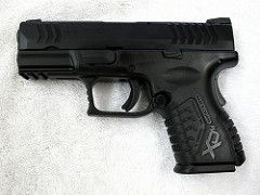 Springfield XDM40 Compact is one of my EDC's.