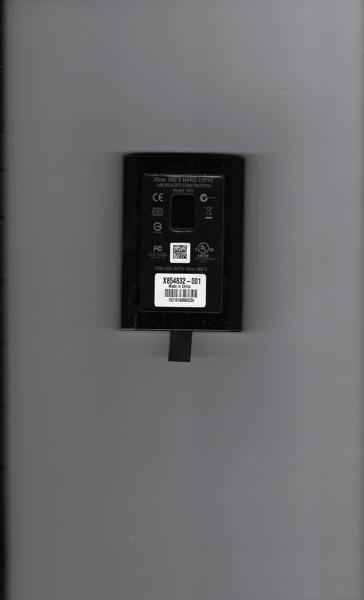 XBOX 360 HARD DRIVE -  360 GB