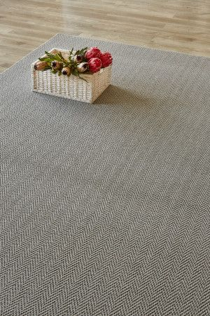 Sisal-look Grey (2 X 3m): Locally designed and produced in KwaZulu Natal, this range of Airloom Local Clas...