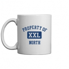 North Junior High School - Newburgh, NY | Mugs & Accessories Start at $14.97