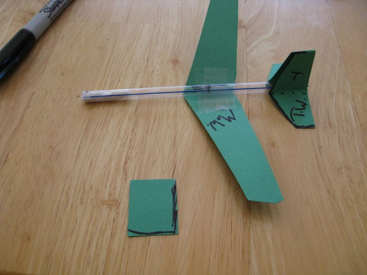 john collins paper airplane instructions