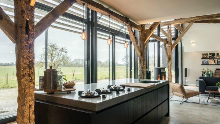 An Old Farmhouse Made New 10