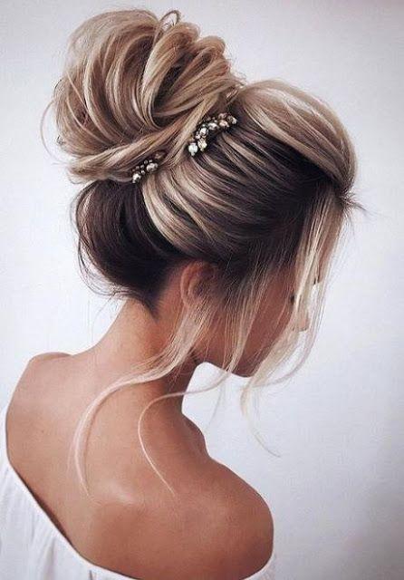 Wedding Hairstyles Kiểu Toc