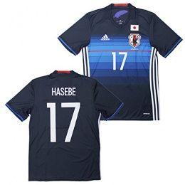 日本代表 2016 サッカーユニフォーム ホーム 半袖 #17 長谷部 - サッカーユニフォーム専門店|NBA・MLB・NFL|スポーツ用品通販