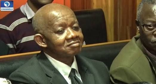 Nigeria's High Court of the Federal Capital Territory on 5 April 2017 discharged a Federal High Court judge in Abuja, Judge Adeniyi Ademola, of all 18-count charges of fraud brought against him, his wife and a senior lawyer. The presiding judge, Justice Jude Okeke, said the prosecution failed to prove its allegation before the court with facts, hence the court would not rely on speculations. Mr. Okeke called on authorities to ensure proper investigation of matters before proceeding to court.