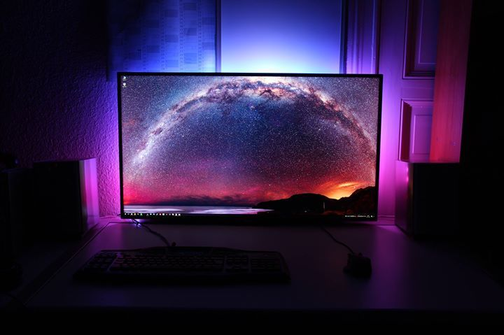 cheap DIY Ambilight Tutorial for a windows PC Check out the full project http://ift.tt/2grgE8v Don't Forget to Like Comment and Share! - http://ift.tt/1HQJd81