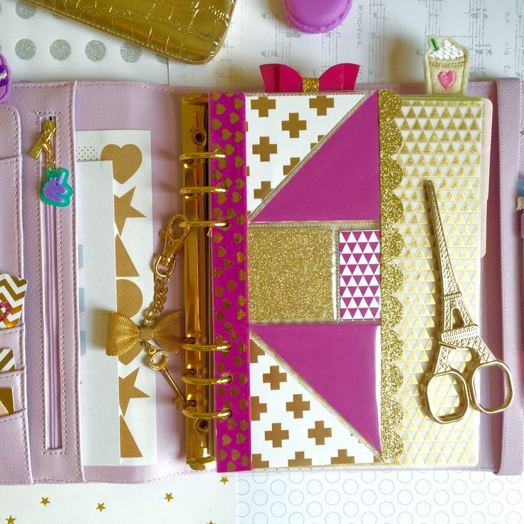 Planner Filofax Dashboard, Page Marker, Divider (A5) for kikki.K, Kate Spade, Filofax or 6-Ring Agenda by papergoldmine on Etsy https://www.etsy.com/listing/248749879/planner-filofax-dashboard-page-marker