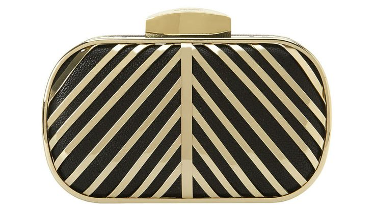 10 Statement-Making Holiday Bags. Nine West clutch, $69