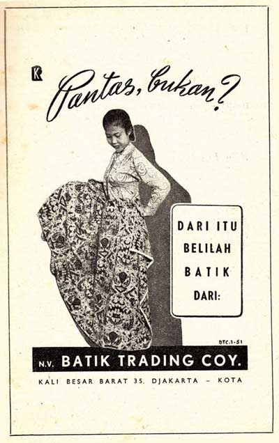 Batik Trading Coy