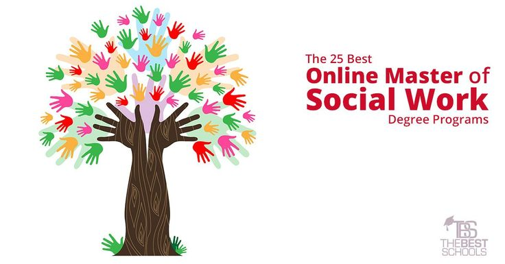 The 25 Best Master of Social Work (MSW) Online Degree Programs | The Best Schools