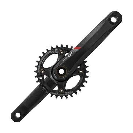 Bielas Sram GX-1400 GXP 175mm Negro-Rojo por 166,50.ENVIO GRATIS en #bikepolis