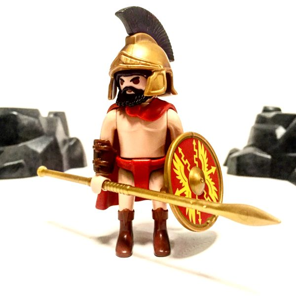 """Go tell the Spartans passerby: That here, by Spartan laws we lie..."""