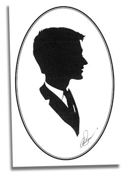144 best images about Victorian Silhouettes on Pinterest ...