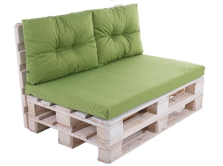 Sada vankúšov na sofa z paliet Megara D012-12SB PATIO