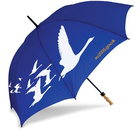 UK presidency (2005 H2) - Umbrella (by johnson banks)