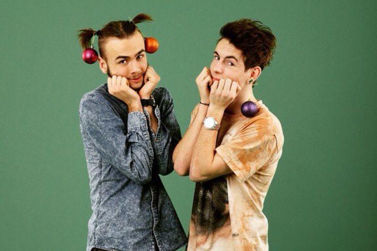 Jsou tak roztomilý :33 Expl0ited a Matuš