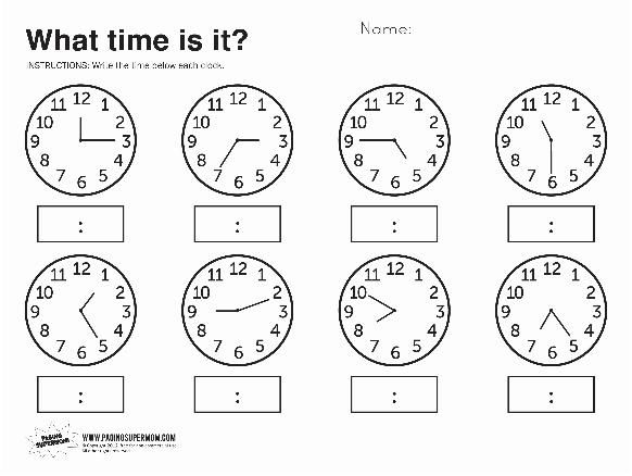 Printables: Time to spring forward or fall back