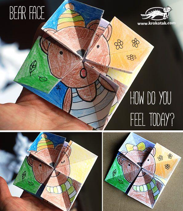 origami per i bambini
