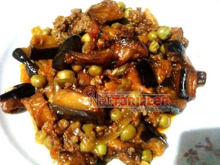 Kıymalı Sebze Kebabı , http://www.nettarifler.com/kiymali-sebze-kebabi Tarifin Detayı için : http://www.nettarifler.com/kiymali-sebze-kebabi