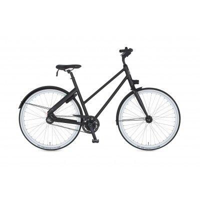 Rower Miejski Damski Cortina Blau. Designerski i komfortowy rower, dzięki któremu poczujesz wiatr we włosach. http://damelo.pl/damskie-rowery-miejskie-rekreacyjne/801-rower-miejski-damski-cortina-blau.html