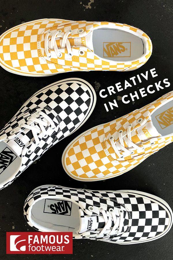 Checks - Vans Doheny Sneaker