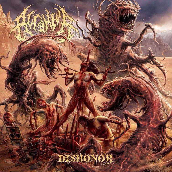 "MUSIC EXTREME: ACRANIUS RELEASES ""DISHONOR"""