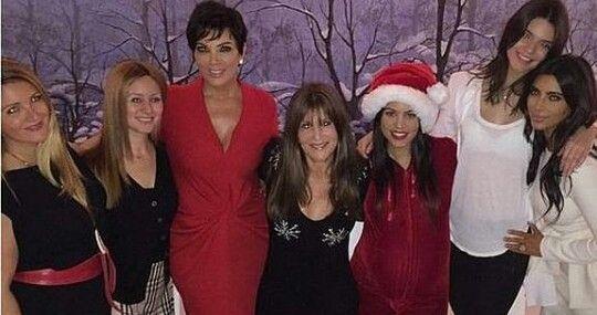 Navidad con la familia Jenner