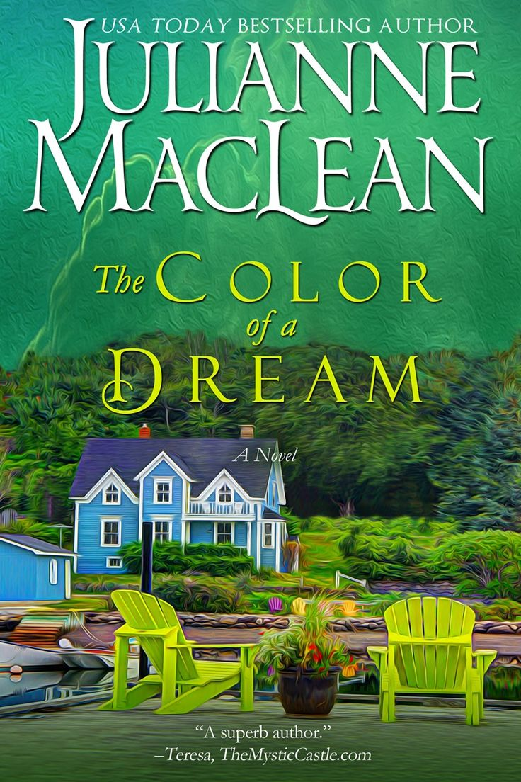One of my photographs adorning the book cover of a novel written by my daughter, Julianne MacLean. My Book Cover Art site: www.bookcoverart.ca.