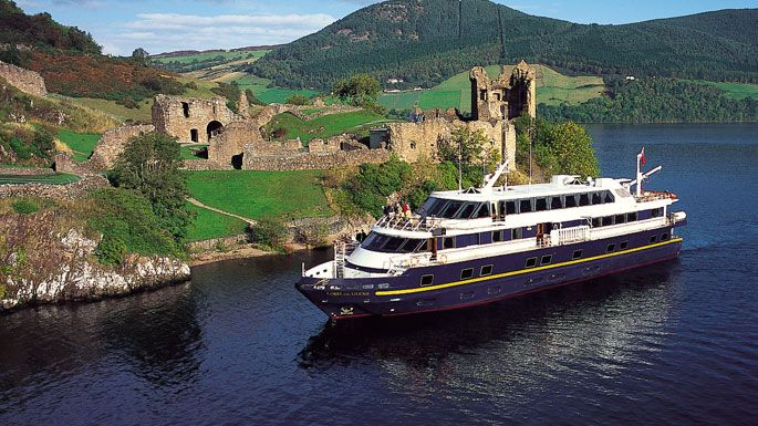 Adventure Cruise Aboard Lord of the Glens, Lord of the Glens Overview - Lindblad Expeditions