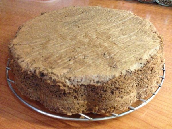 Παντεσπάνι κακάο για τούρτες κι άλλα γλυκά