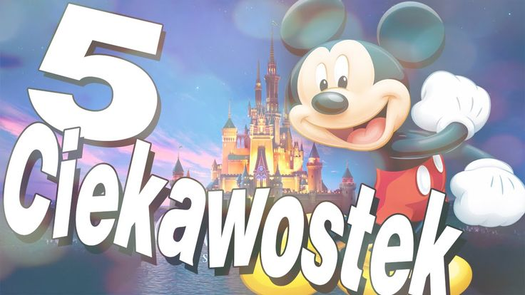 Filmy Disneya ! | 5 Ciekawostek Kasumi !