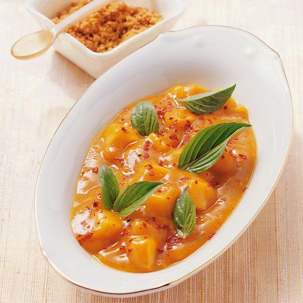 Frisches Mango-Chutney