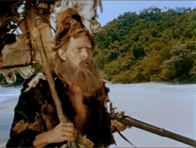 Robinson Crusoe / Les Aventures de Robinson Crusoé (1954) de Luis