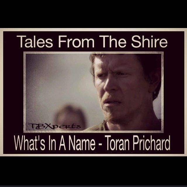 Toran Prichard is played by Sam Spruell. Best mates with Wilkin Brattle. Check it out. https://instagram.com/p/7Dd785sZKe/?taken-by=tbxperts #TBX #FX
