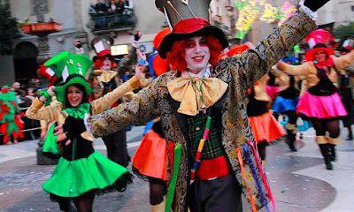 L' Albero di Natale: Carnevale 2018