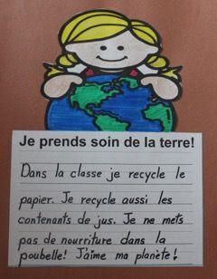 NO PREP 35 French writing prompts! Le printemps, la fête de Pâques, le jour de la terre!