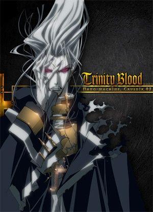 Trinity Blood - um dos melhores mangás que já li até hoje, o anime não é tão bom :/