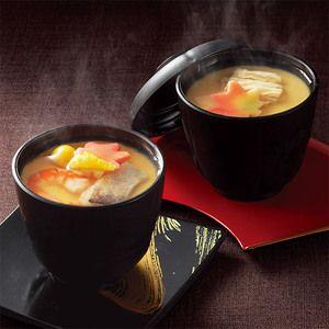 <京料理 美濃吉>が手がける2つの味わい。【高島屋限定】京都 フォアグラの茶碗蒸しと甘鯛の茶碗蒸し