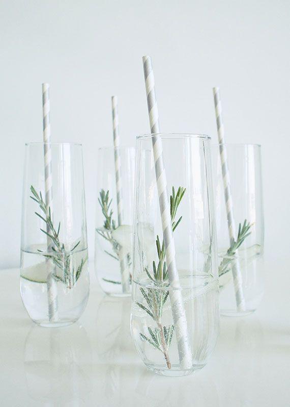 Marabou Design Cucumber-Rosemary Gin + Tonic
