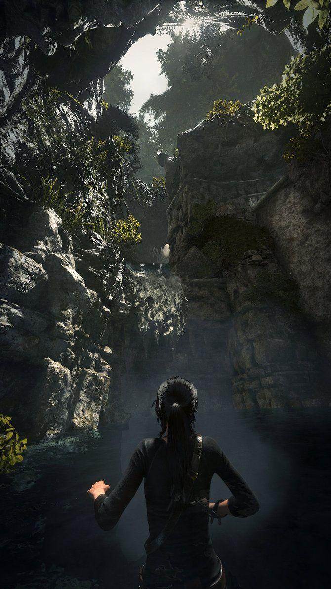 Rise of the Tomb Raider: Amazonian Skies by Nitromonteiro