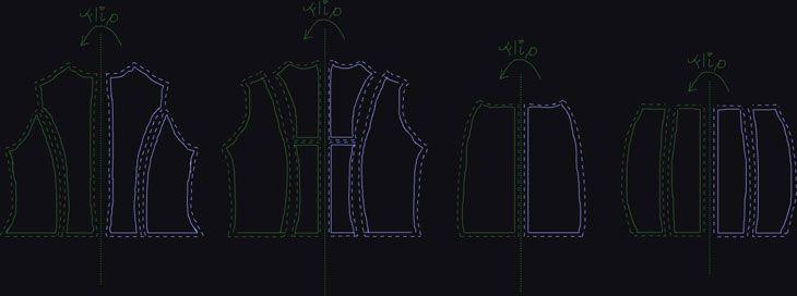 Doe het zelf kleding maken uit oude spijkerbroeken