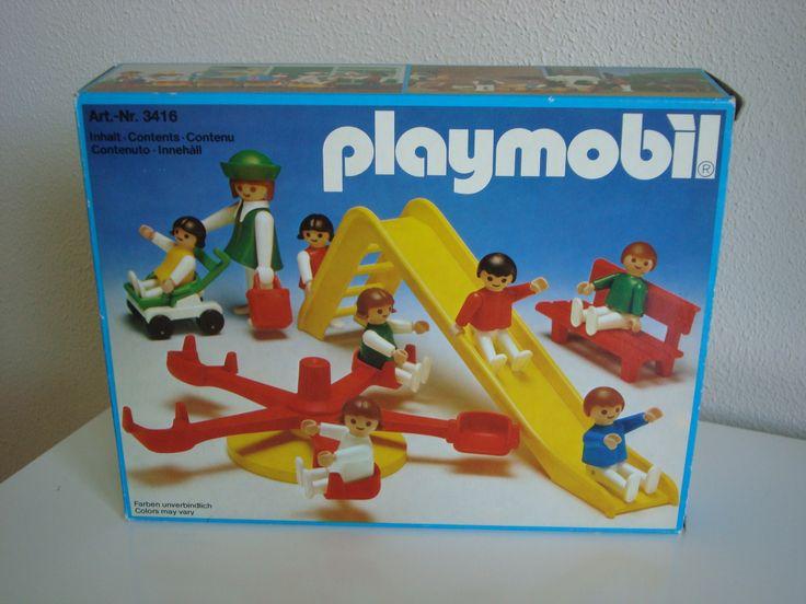 Children's playground 80's