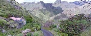 Valle Brosque, Canary Islands 2 miles workout to street view using #ifit on your NordicTrack #treadmilll #bike #elliptical #Incline