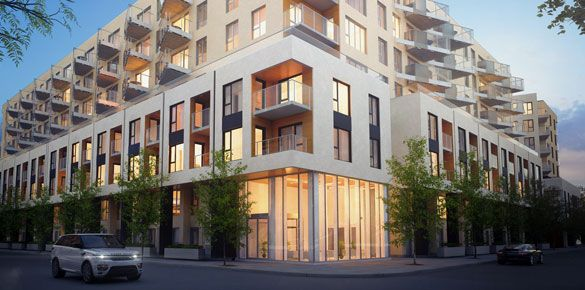 ARBORA offers condos & apartments in Griffintown Montreal. Discover this unique project by visiting our website today!