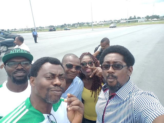 My Super Eagles Uyo diary Day 3: Blue day in Uyo   Saturday turned out a blue day in Uyo as a rag tag Super Eagles side lacking character in every sense of the word fell like a pack of cards to our former wives the Bafana Bafana.  But at the start of the day who would have thought it would happen.  The day began with Sanipe Damiete and Benjamin Okenna Sawadinho arranging their bet slips in my room and they both went for accumulators.  As they reeled through all the major games they would…