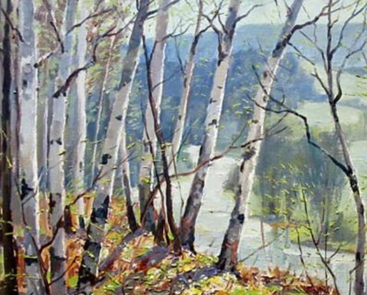 Tom Roberts; The Valley in May