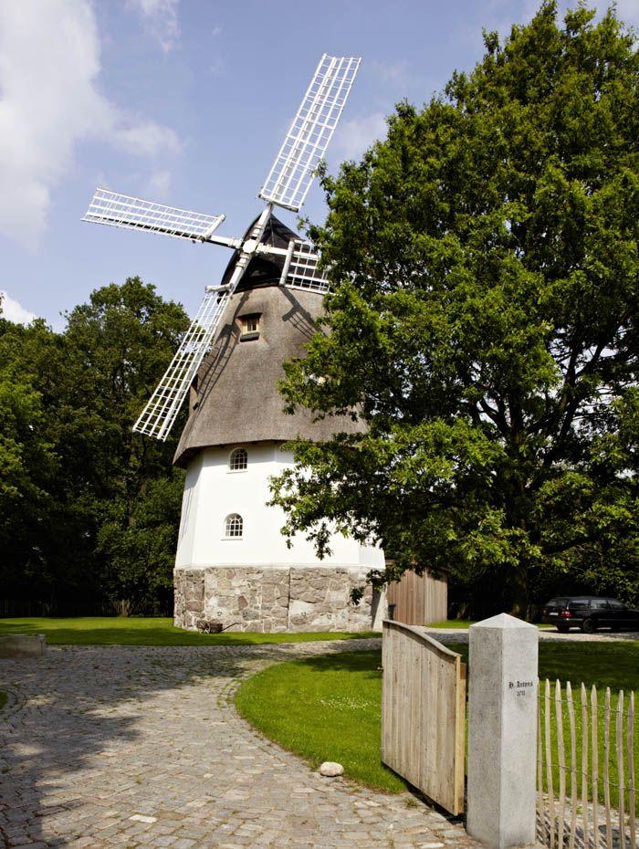 Urlaub in einer Mühle Lüneburger Heide