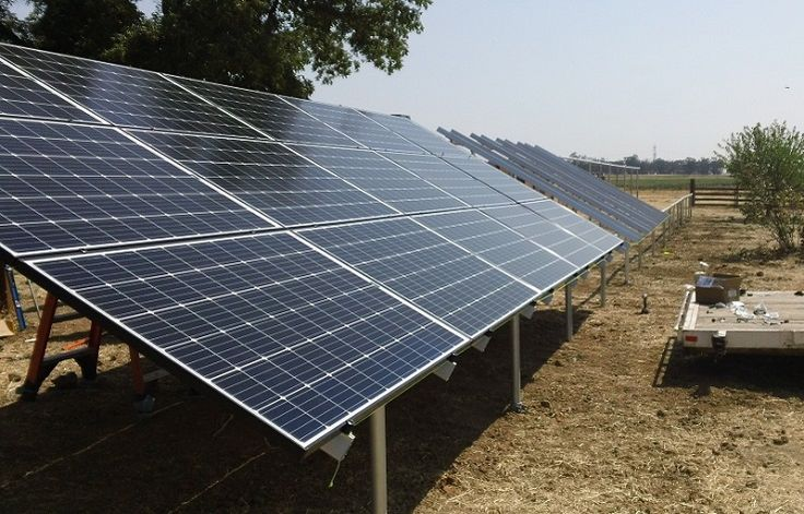 Starting to look very good! ( Solar Vacaville California HVAC Solano Napa Fairfield Benicia Vallejo Suisun Green Energy )