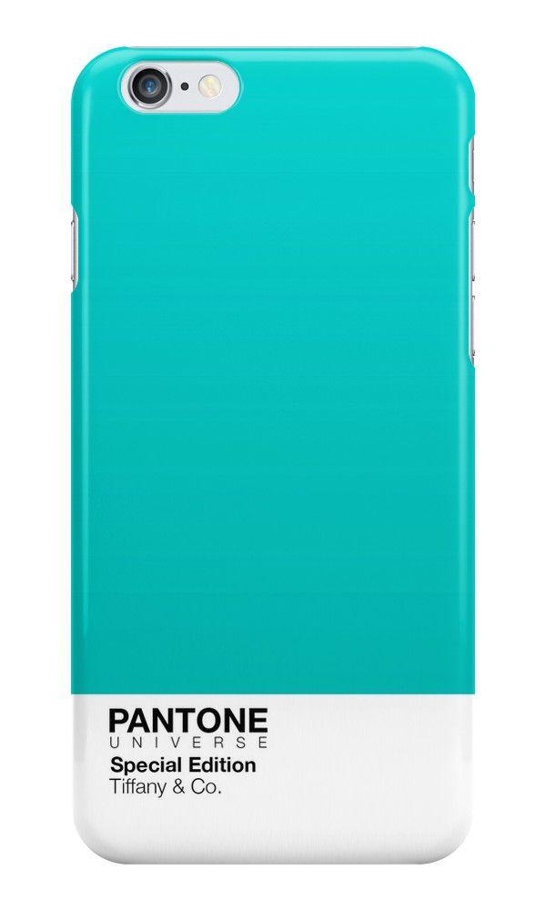 Pantone Tiffany Blue Cases By Nicolesart Tiffany